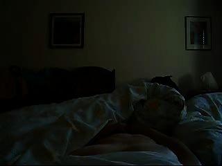 침대에서 좋은 아침 수음