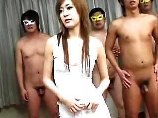 메구미 이시카와 가면을 입은 남자 1 / 4 = fd1965 =
