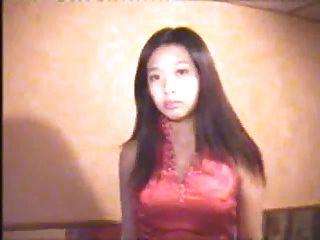 아름다운 중국 소녀