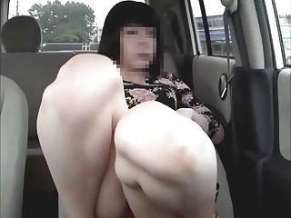 차에서 jp 수음