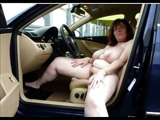 차에서 자위하는 자위적인