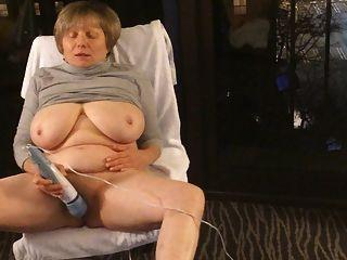 최고의 여섯 오르가즘 호텔 창 노출 주의자 마리 릭스