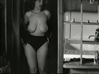 busty 1950의 핀업 모델 eleanor ames