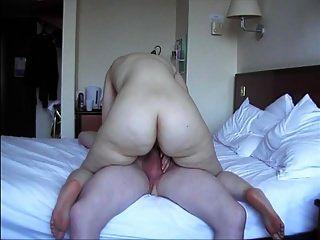 32yo 영국 ex gf 호텔은 주말의 마지막 씨발 만난다.