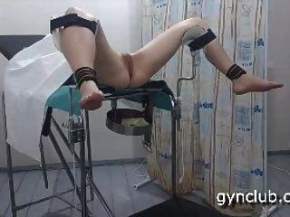 부인과 의자 오르가즘