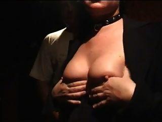 포르노 영화에서 성숙한 창녀