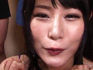 자막이있는 일본의 고국간 파티 chigusa hara