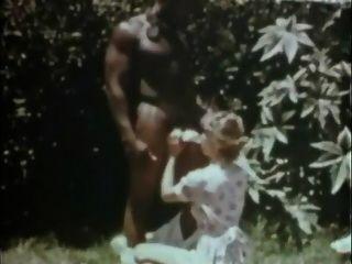 농장 노예 고전 인종 간 70 사랑