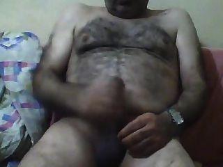 행복 한 터키 곰