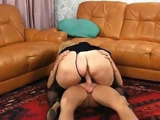oma perverse fuck and cum 1
