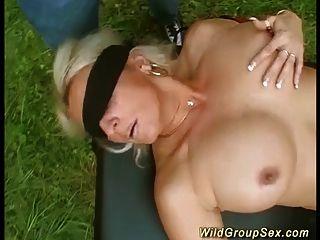 독일 스윙 어 정원 파티