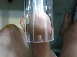 진공 청소기 빨고 플러터 및 정액