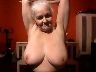 할머니, 빌어 먹을 사랑한다.