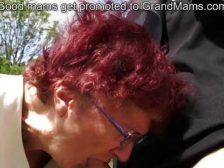 80 세 독일어 할머니가 빠는 거시기