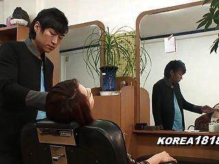 섹시한 한국인 유혹