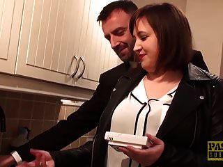 doms 큰 수탉과 뜨거운 정액 먹이 하드 퍼크