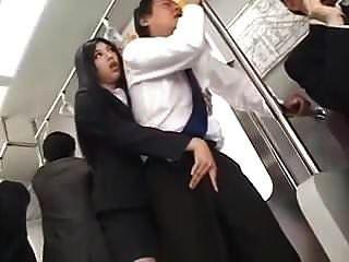 관능적 인 긴 애타게 및 hj 기차 (검열)