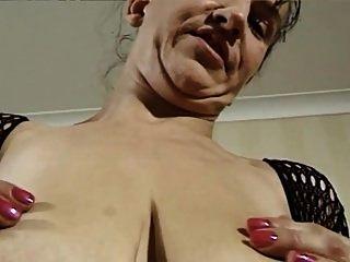 독일 성숙한 여자와 큰 가슴