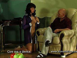 모든 경우를위한 노예 소녀.