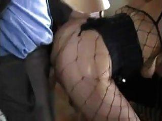 노예 인 아내가 열심히 성교했다.