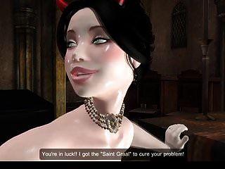 헨타이 섹스 수녀와 신부