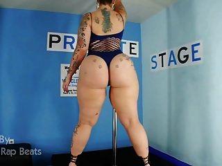 20 두꺼운 누드 큰 엉덩이 스트리퍼, 모델 및 이국적인 댄서