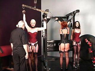 아내와 여자 친구를위한 노예 훈련