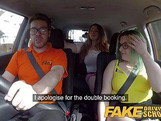 가짜 운전 학교 섹스 파티 트라이 아웃