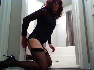그녀의 무릎에 타샤