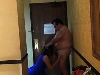 호텔 피자 배달